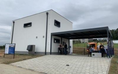 1. den otevřených dveří v pasivním domě nové generace na Kudlově