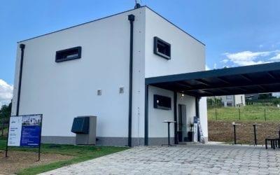 2. den otevřených dveří v pasivním domě nové generace na Kudlově