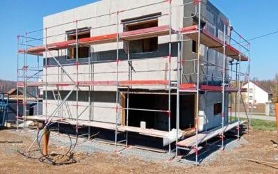 Výstavba v Těrlicku: V květnu budou hotové první domy